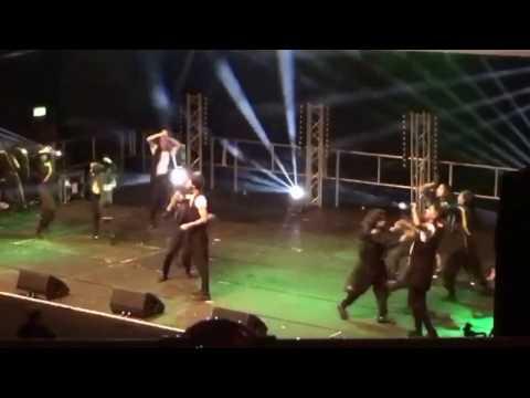 Kings of Gaana 2016 Performance - University of Kent