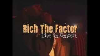 Rich The Factor - Whale Orcastrated DVD