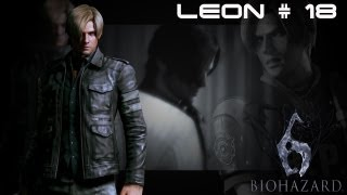 Russian Let's Play - Resident Evil 6 : Leon # 18