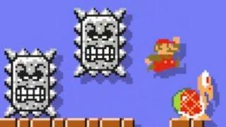 Super Mario Maker - Super Expert 100 Mario Challenge #75