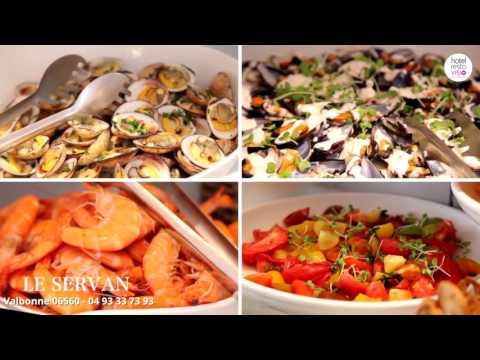 Le Servan - Restaurant Valbonne - RestoVisio.com