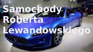 Samochody Roberta Lewandowskiego
