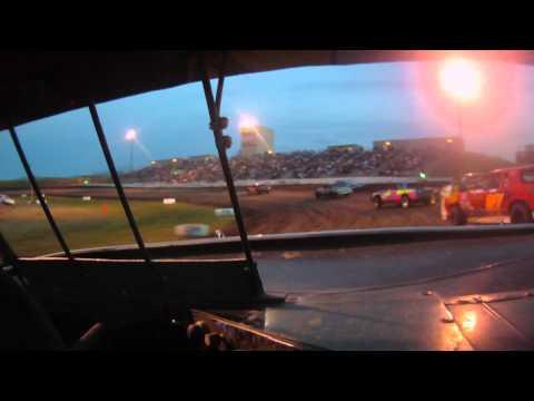 Gallatin Speedway Street Stock Feature 6-22-12 #5