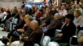 10/10 Congressional Water Forum Examines Resolving San Joaquin Valley Water Crisis, Fresno, CA