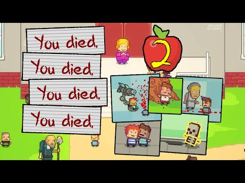 Kindergarten 2 - Deaths Compilation
