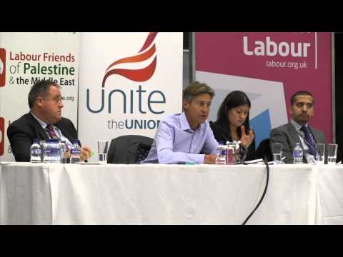 LFPME #Lab13 Debate: Is The Two State Solution Dead? Deputy Israeli Ambassador Comment