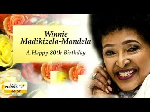 Gala dinner for Winnie Madizela-Mandela's 80th birthday