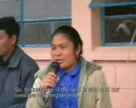 Referendum on mining in Guatemala
