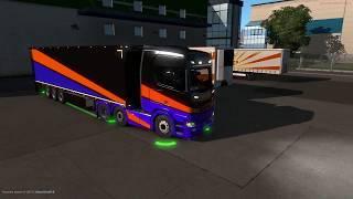 Євро вантажівка симулятор 2 мультиплеер на Dutie з тисячами гравців упертий