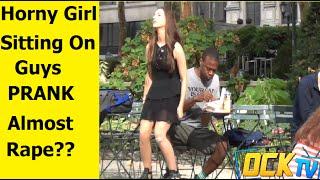 vuclip ✔ Horny Girl Sitting on Guys Prank - Almost Rape??- Best Funny Pranks 2014
