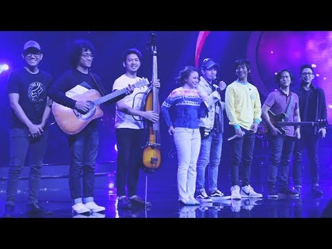 D'MASIV, Rossa Feat David NOAH - Pernah Memiliki | Live at Indonesian Idol