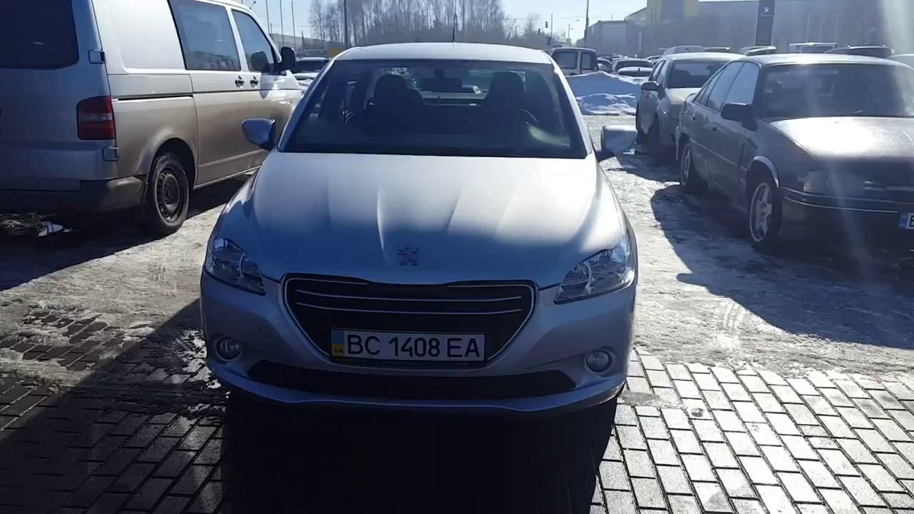 Peugeot 301 239000 грн В рассрочку 6 325 грнмес Львов ID авто 277209