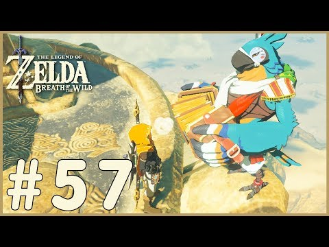 Zelda: Breath Of The Wild - Sand Surfing (57)