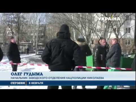 Тело новорожденного нашли в мусорном баке в Николаеве