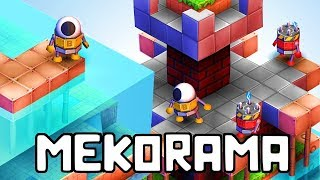 NEW ANDROID GAME   Download New Puzzle GAME MEKORAMA #Android ( 2018 ) HIGH GRAPHIC #5