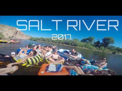 Salt River Tubing: MDW 2017