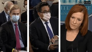 Press Sec Psaki Answers For Botched Drone Strike In Afghanistan