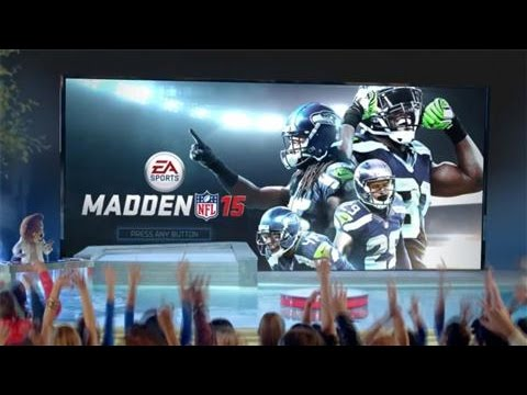In the Trenches With Madden NFL 15