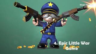 [topgame] Top 5 games strategy Best game ios/android