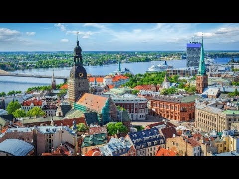 Riga Latvia Travel diaries with wife