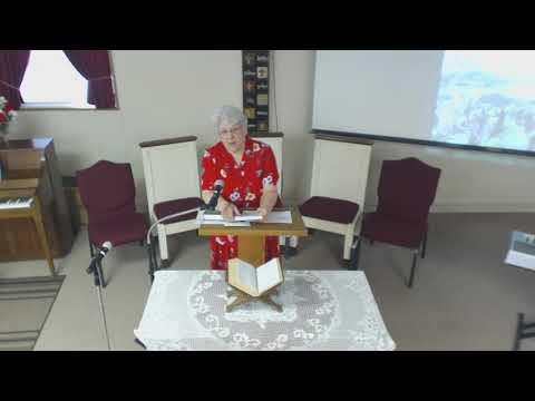 ''Testimony'' 8/12/17 Betty Spiva