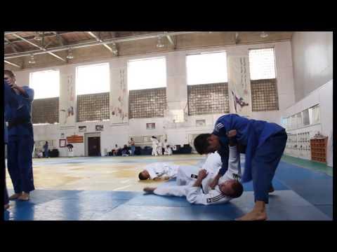 Judo Trip to Mongolia