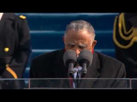 Benediction By Rev. Dr. Joseph Lowery At Obama