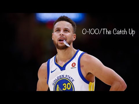 Stephen Curry Mix - 0-100/ The Catch Up (Clean)