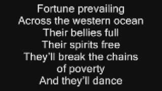 The Pogues - Thousands are Sailing Lyrics