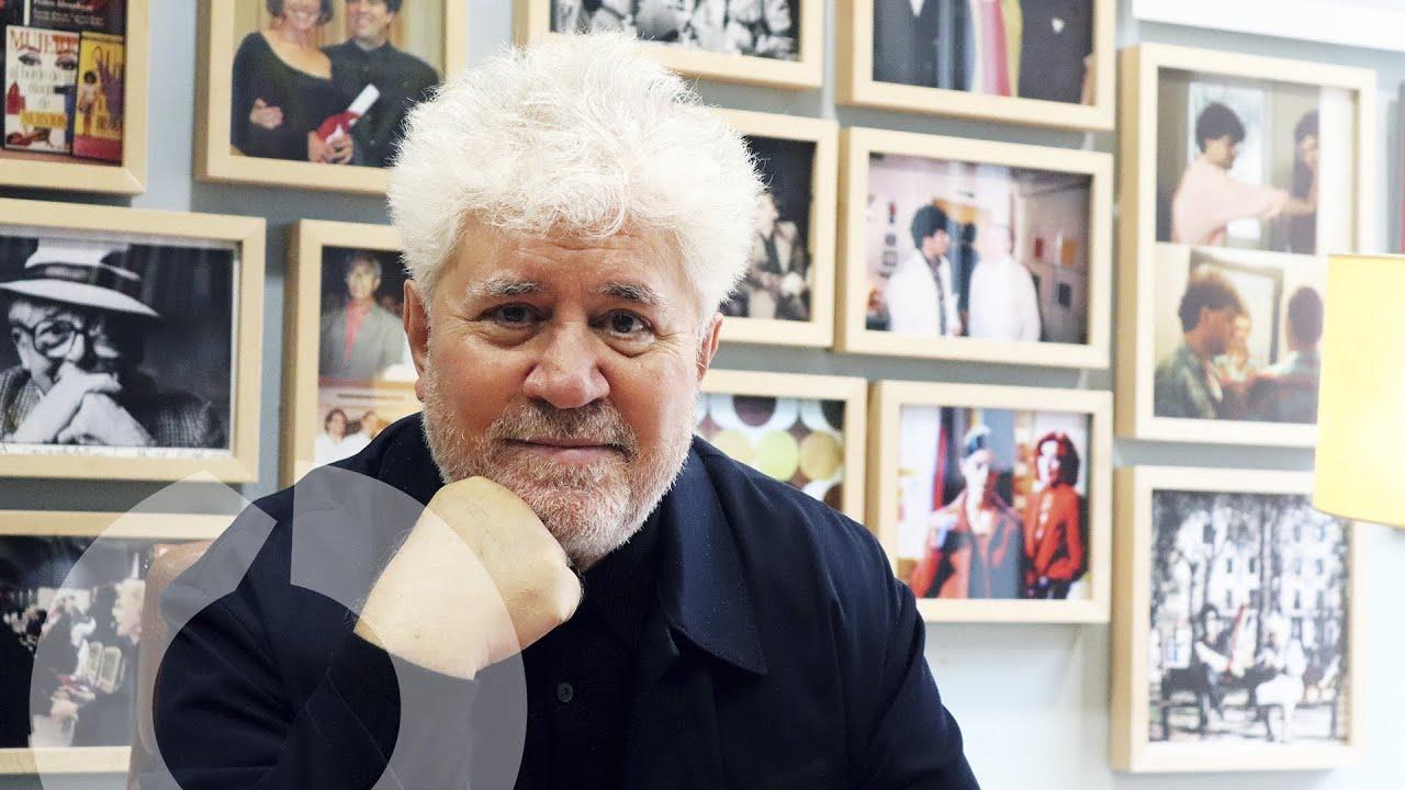 LA VOZ HUMANA - Entrevista a Pedro Almodóvar