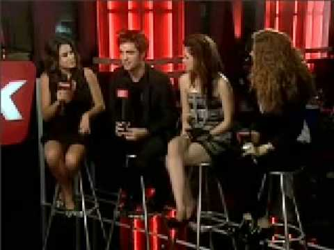 Interview With Robert Pattinson, Kristen Stewart, Nikki Reed And Rachelle Lefevre