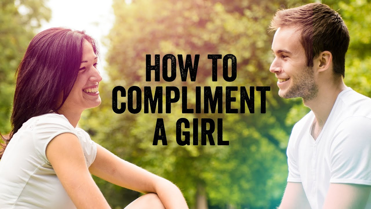 Best Way To Compliment A Man