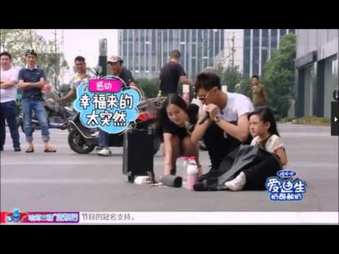 [eng subbed] 151205 - Charming Daddy episode 2  (Z.Tao cuts)