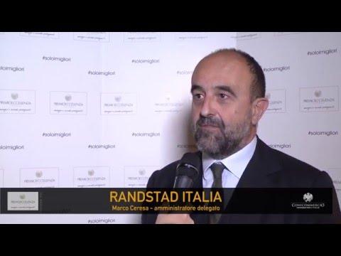 Intervista a Randstad Italia, azienda eccellente 2015