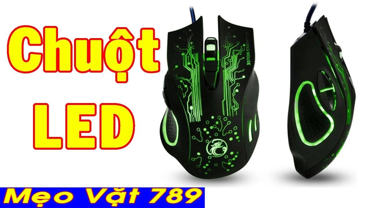 Đập hộp CHUỘT CHUYÊN GAME giá rẻ – Mouse game