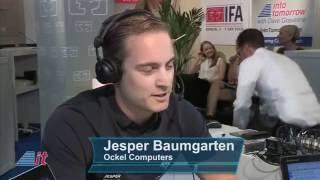 IFA 2016: Ockel Computers | Into Tomorrow
