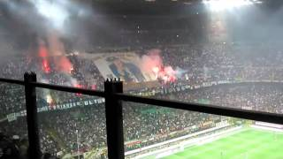 Clips from the miln derby. Milan 3-0 Inter 2-4-2011