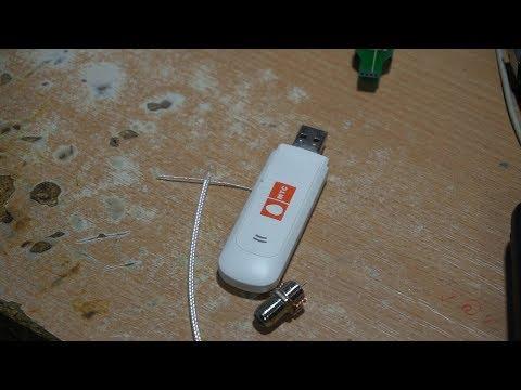 Доработка USB модема E1550 под внешнюю антенну Rev 2