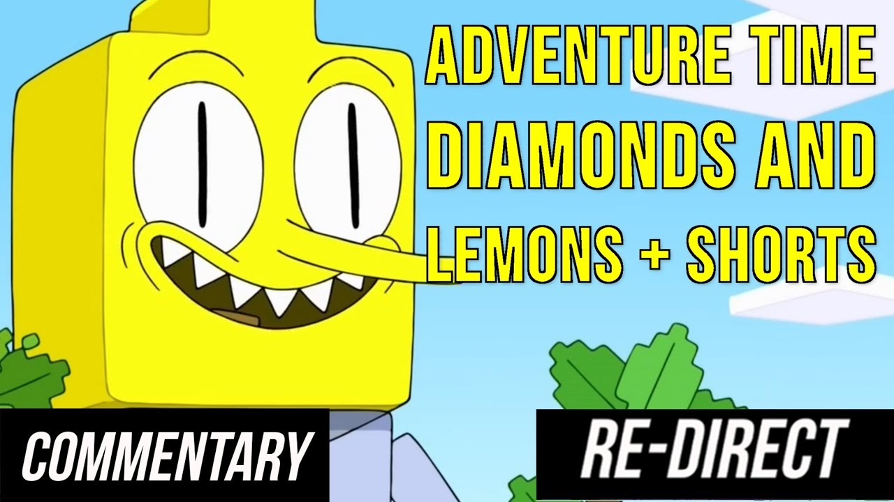 adventure time diamonds and lemons full episode