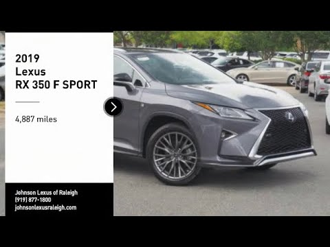 2019 Lexus RX 350 for sale in Raleigh NC