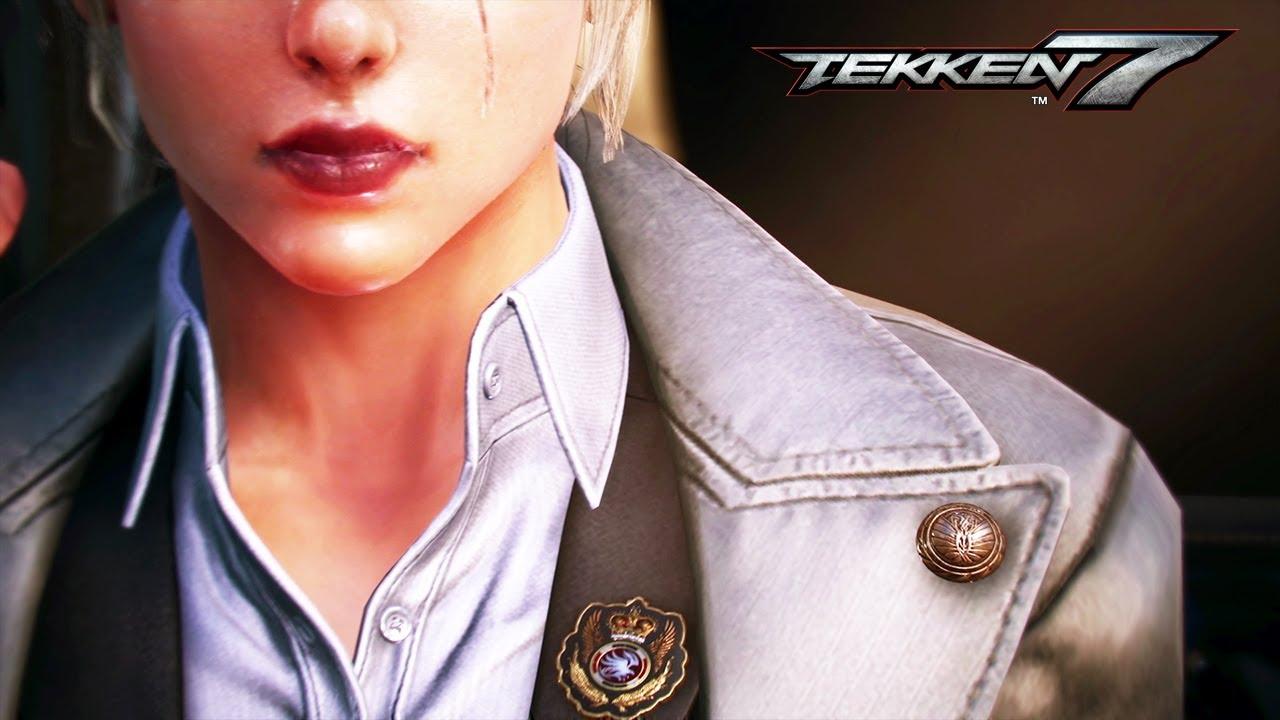 Resultado de imagen de tekken 7 new character