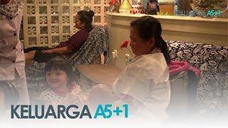 Keluarga A5+1: Intip Arsy dan Arsya di Baby Spa - Episode 84
