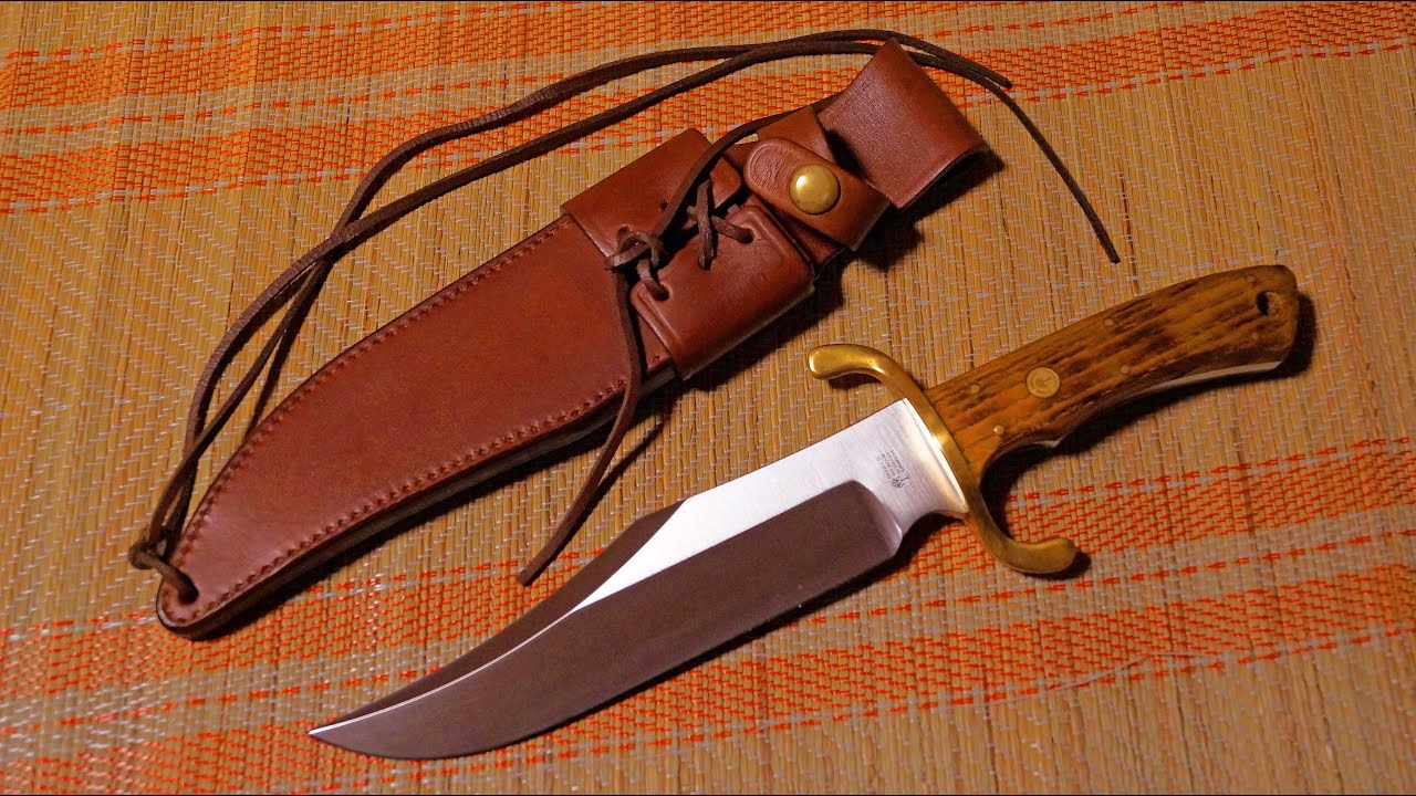 Böker Treebrand Solingen Chestnut Bowie LTD Most Beautiful