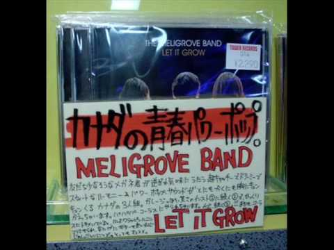 The Meligrove Band - Planets Conspire