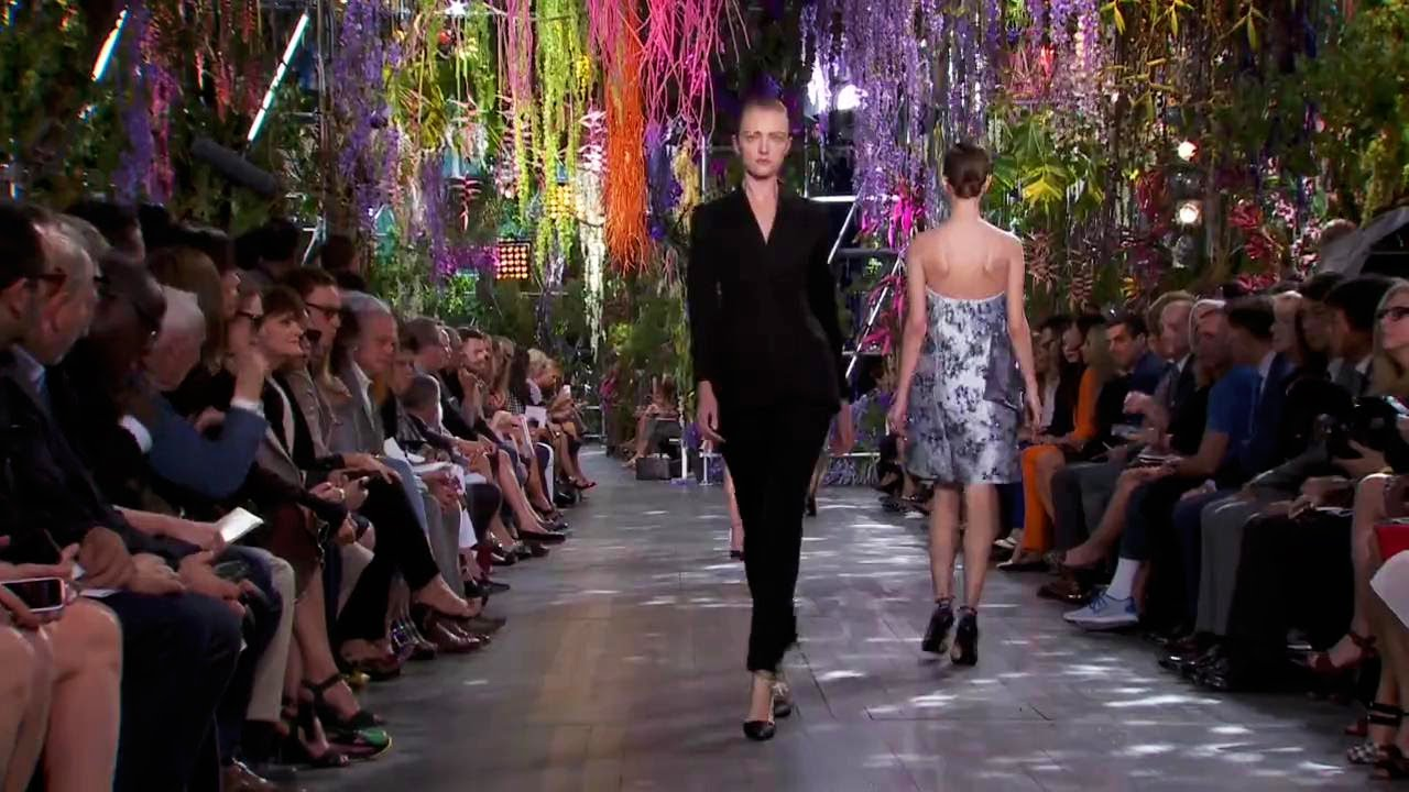 Christian Dior Spring/Summer 2014 Full Show | HD