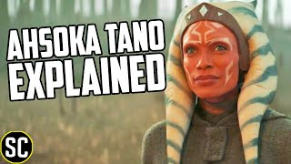 The Mandalorian: Ahsoka Tano Explained