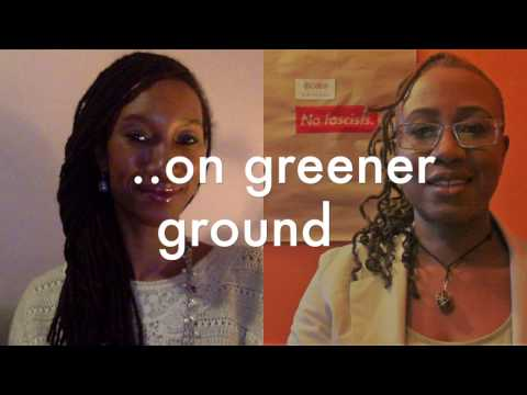 On Greener Ground, dialogues on environmental justice