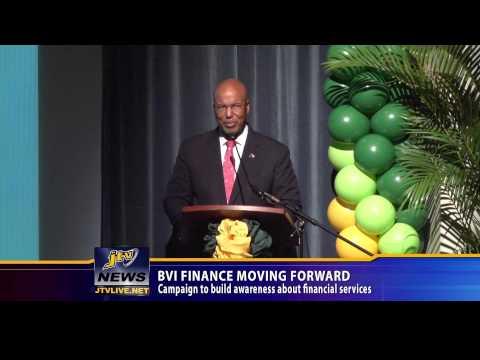BVI FINANCE MOVING FORWARD