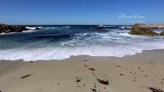 1 Hour of California Ocean Waves Vol 1 HD 1080p