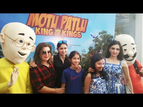 Motu Patlu - King Of Kings Movie (2016) | Farah Khan, Sonali Bendre & Shreyas Talpade thumbnail